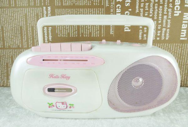 【震撼精品百貨】Hello Kitty 凱蒂貓~手提音響-珍珠白【共1款】