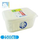 佳斯捷7884甜媽媽#4濾水保鮮盒2500ml/郊遊/野餐/烤肉