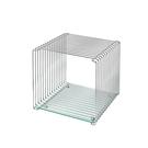 Montana 38cm 潘頓系列 線條 方形壁櫃 專用配件 - 下層用 玻璃底板(單格櫃 櫃深 38 cm 專用)