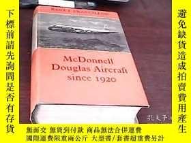 二手書博民逛書店McDonnell罕見Douglas Aircraft sinc