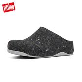 熱銷推薦【FitFlop】SHUV FELT 易穿脫舒適羊毛休閒鞋 灰色