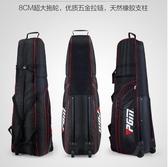 送防塵袋  高爾夫航空包 飛機托運 加厚版 可折疊 大拖輪球包wy 快速出貨