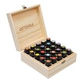 doterra精油純實木收納木盒25格精油收納盒Aromas.do適用 美好生活居家館