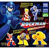 全套5款【日本正版】洛克人 公仔 P2 扭蛋 轉蛋 第2彈 公仔 Rockman TAKARA TOMY - 870248