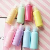 PGS7 人氣推薦商品 - 糖果色 旅行用品 分裝罐 (翻蓋款) 旅行組 分裝瓶【SWZ71141】