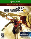 X1 Final Fantasy Type-0 HD Final Fantasy 零式 HD(美版代購)