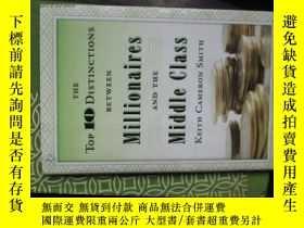 二手書博民逛書店精裝millionaires罕見and the middle c