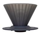 金時代書香咖啡 Jellyfish 水母濾杯 墨魚黑 Jellyfish-105-DG