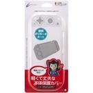【玩樂小熊】Switch Lite主機NS Cyber日本 專用 PC保護殼 主機殼 透明硬殼 可當簡易支架 透明款