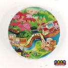 【收藏天地】台灣紀念品*開瓶器冰箱貼-烏來 /小物 送禮 文創 風景 觀光  禮品