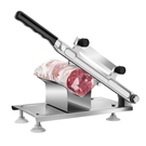天喜羊肉切片機切羊肉卷機家用切凍肉肥牛肉商用手動刨肉機切肉機 安雅家居館
