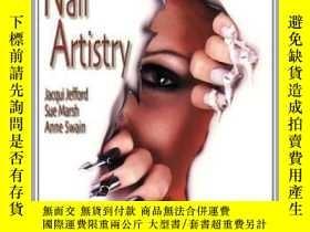 二手書博民逛書店Nail罕見ArtistryY23583 Marsh, Sue Thomson Learning Colleg