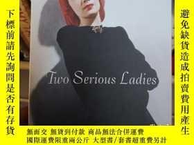 二手書博民逛書店two罕見serious ladiesY260738 jane