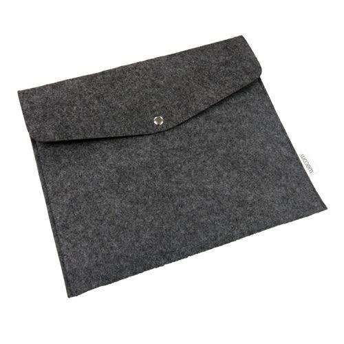 [哈GAME族]滿399免運費 WACOM 羊毛氈 保護套 收納袋 數位板 繪圖板 深灰色款