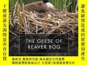 二手書博民逛書店The罕見Geese Of Beaver BogY255562 Heinrich, Bernd Harperc