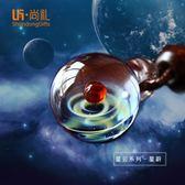 星雲系列琉璃時尚新純手工星空宇宙玻璃球  Eb17772『M&G大尺碼』