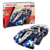 Meccano - 25合1超級跑車組