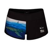 Hurley PHANTOM CLARK WEEK BEACHRIDER 海灘褲-PHANTOM-藍(女)
