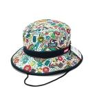CHUMS Reversible Print Hat 雙面休閒帽 嬉皮 CH051207Z163【GO WILD】
