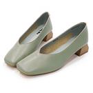 高等級牛皮 舒適透氣柔軟 百搭包鞋設計 怎麼穿都好看 官方Line ID請搜尋:@hqg0815z