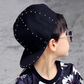 618好康鉅惠男孩8帽子9女童10女孩子13歲韓版春秋