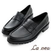 【La new】紳士樂福鞋 懶人鞋(男221031838)