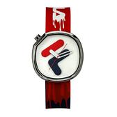 【FILA 斐樂】/經典LOGO手錶(男錶 女錶 )/38-162-303/台灣總代理原廠公司貨兩年保固
