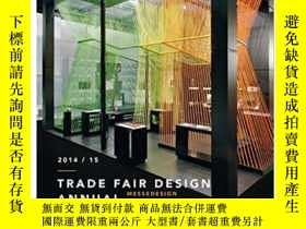 二手書博民逛書店Trade罕見Fair Design Annual 2014 2