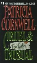 二手書博民逛書店 《Cruel & Unusual》 R2Y ISBN:0380718340│Avon