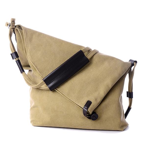 帆布手提包-休閒大容量純色百搭女肩背包7色73wa5【時尚巴黎】