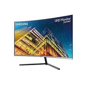 """SAMSUNG 三星 31.5"""" U32R590CWCE 4K高解析+1500R超曲面(HDMI.DP/VA)"""