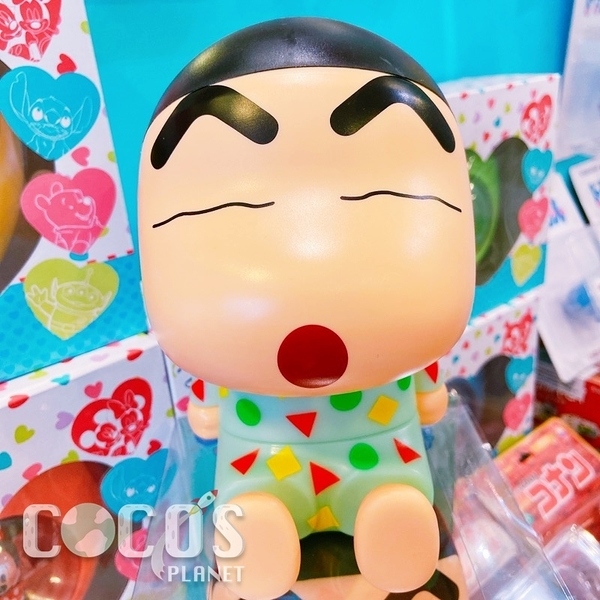 正版 韓國 蠟筆小新 野原新之助 睡衣造型夜燈 床頭燈 擺飾燈 公仔擺飾 COCOS BB500