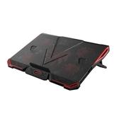 筆記本散熱器14寸15.6寸17遊戲手提電腦降溫底座排風扇支架板墊靜 時尚教主