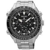 【人文行旅】SEIKO | 精工錶 SSG001P1 Prospex 低調時尚 電波修正 太陽能計時碼錶