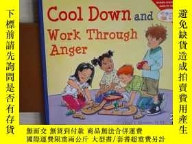 二手書博民逛書店Cool罕見down and work through ange