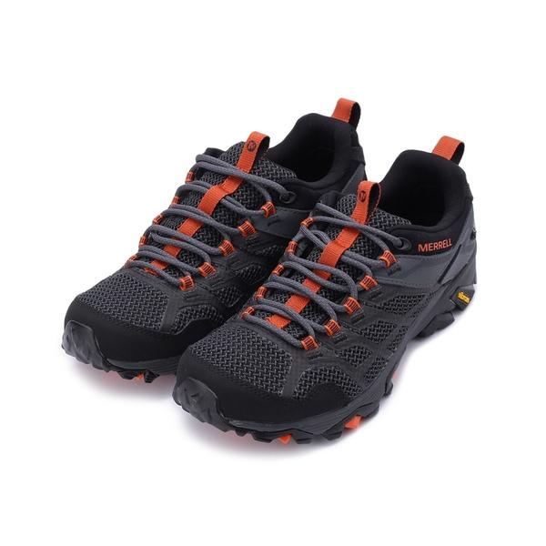 MERRELL MOAB FST 2 GORE-TEX 多功能運動鞋 黑/橘 ML77443 男鞋