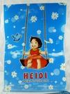 【震撼精品百貨】HEIDI 阿爾卑斯山的少女 小天使海蒂~A4文件夾資料L夾