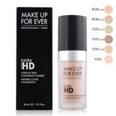 MAKE UP FOR EVER ULTRA HD超進化無瑕粉底液(30ml)#Y335