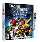 3DS Transformers Prime: The Game 變形金剛:領袖之證(美版代購)