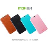 ☆愛思摩比☆MOFI 莫凡 MICROSOFT Lumia 430 Dual SIM 睿系列側翻皮套