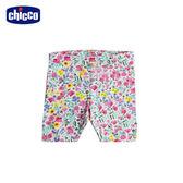 chicco-To Be Baby-內搭短褲-粉花朵