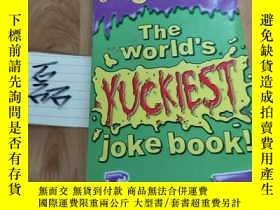 二手書博民逛書店the罕見world s yuckiest joke bookY15335 見圖 見圖