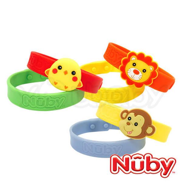 Nuby 防蚊手環-2入