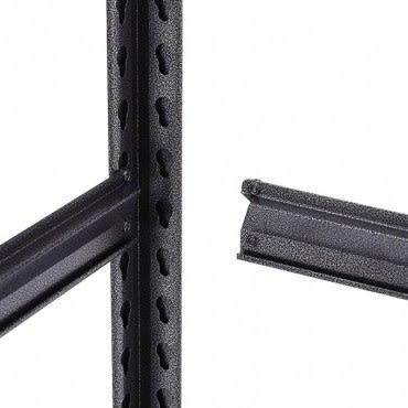 特力屋 耐荷重可調整五層架 可變換成2層/3層型式 深45.5CM