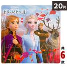 冰雪奇緣拼圖 大20片拼圖 QFB45/一個入(促90) FROZEN 雪寶拼圖 Elsa 加厚 幼兒卡通拼圖