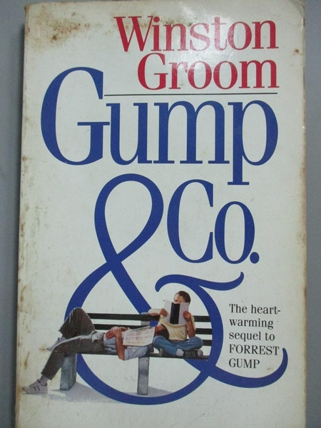 【書寶二手書T2/原文小說_LJV】Gump and Co by Winston Groom