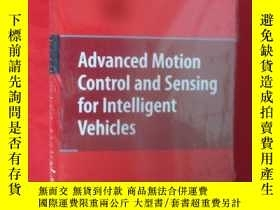 二手書博民逛書店Advanced罕見Motion Control and Sen