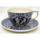 英國Spode陶瓷杯/下午茶杯組-古典風