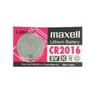 【奇奇文具】Maxell CR2016鈕扣電池3V