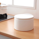 北歐 垃圾桶 家用 客廳 臥室 按壓式 廚房衛生間創意 垃圾桶 桌面有蓋紙簍  降價兩天